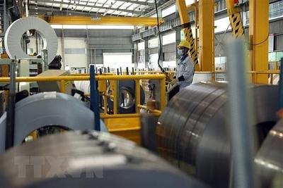 Xuất khẩu sản phẩm thép cuối năm dự báo tăng trưởng tốt