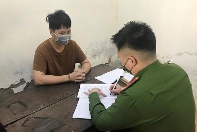 Nghệ An: Bắt Giám đốc doanh nghiệp làm giả con dấu, tài liệu cho doanh nghiệp đấu thầu