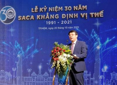 Kỷ niệm 30 năm Ngày thành lập Hiệp hội Xây dựng và Vật liệu xây dựng Thành phố Hồ Chí Minh