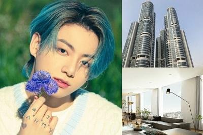 Jungkook (BTS) - Idol Kpop sở hữu nhiều bất động sản giá trị