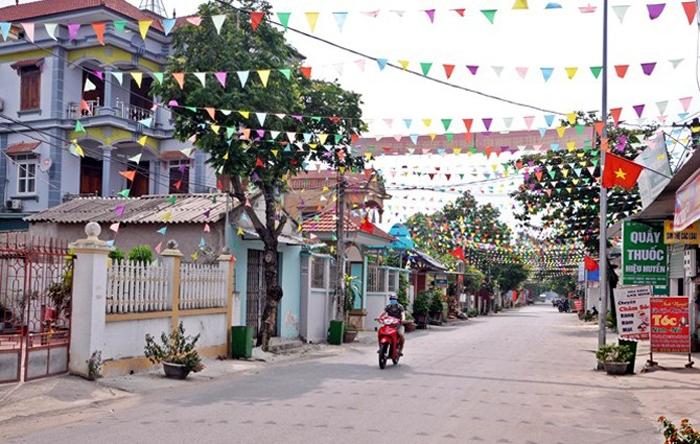 Bình Xuyên (Vĩnh Phúc): Phấn đấu năm 2021 có một xã về đích nông thôn mới nâng cao