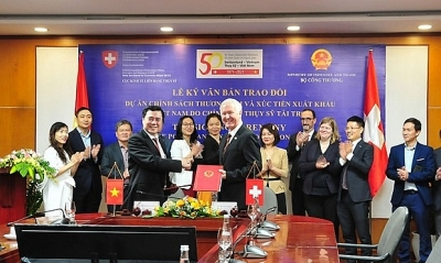 Thụy Sĩ hỗ trợ Việt Nam nâng cao năng lực doanh nghiệp vừa và nhỏ