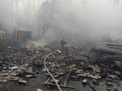 Vụ cháy nhà máy thuốc nổ tại Nga: Số người thiệt mạng tăng lên 16