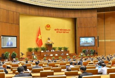 Nhất trí ban hành Nghị quyết của Quốc hội về thí điểm một số cơ chế, chính sách đặc thù phát triển 4 địa phương