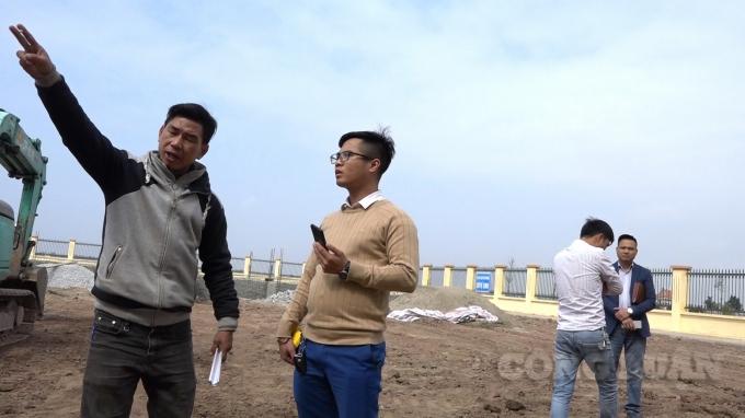 Tiền Hải (Thái Bình): Nhóm phóng viên bị nhà thầu đe dọa, lăng mạ, cản trở tác nghiệp