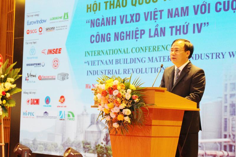 Ngành Vật liệu Xây dựng Việt Nam với cuộc cách mạng công nghiệp lần thứ IV