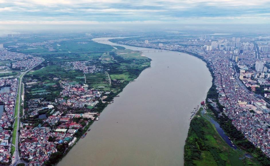 Quy hoạch phân khu đô thị sông Hồng: Phải di dời khoảng 1.500 hộ dân