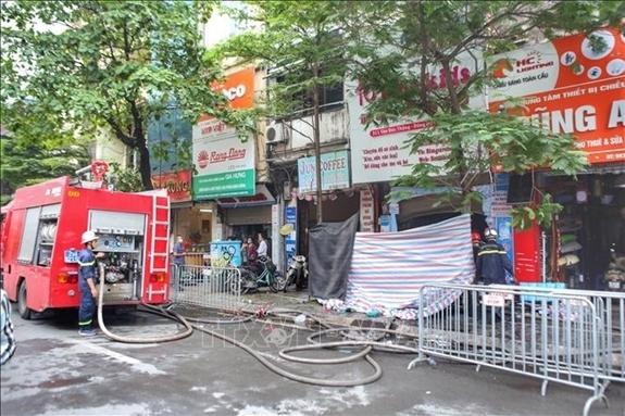 Nâng cao nhận thức của người dân về an toàn, phòng chống cháy nổ là vấn đề cốt lõi