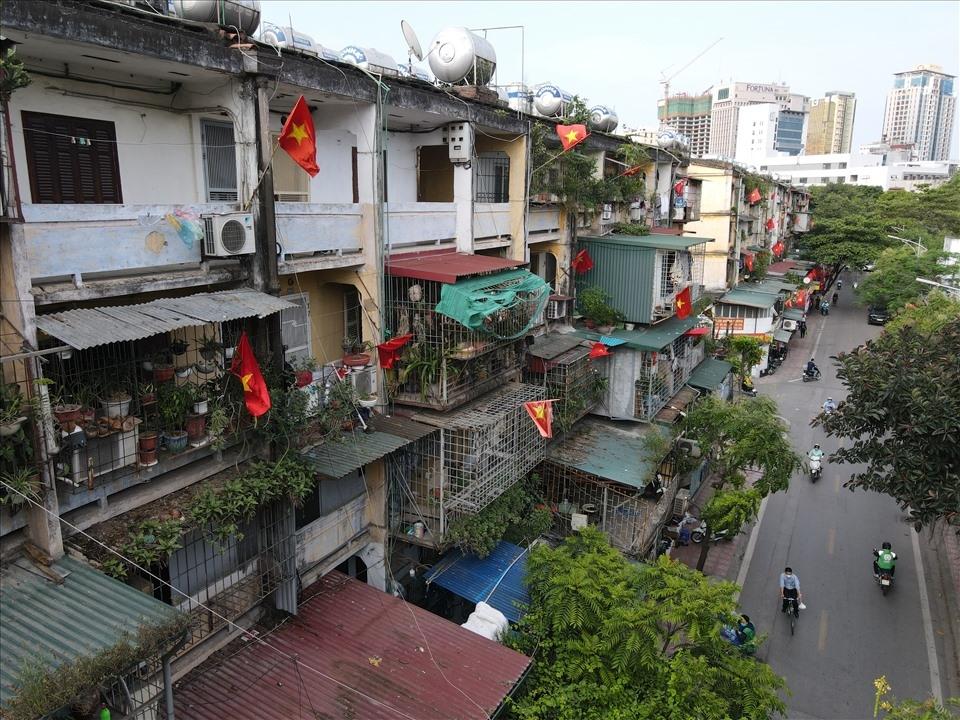Người dân mừng rỡ trước thông tin Hà Nội cải tạo loạt chung cư cũ