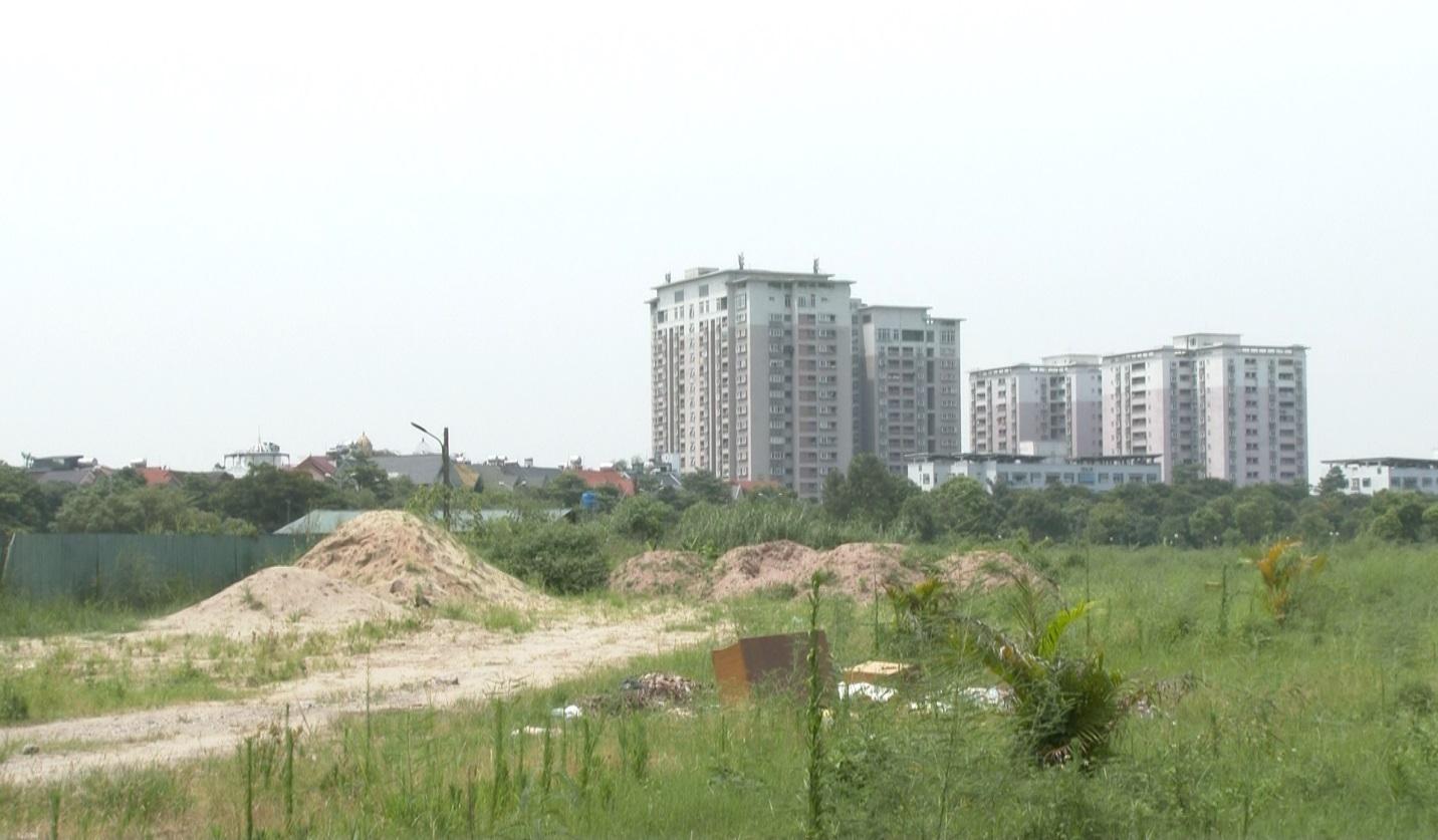 """Hà Nội: Hàng loạt dự án ôm """"đất vàng"""" rồi bỏ hoang hàng thập kỷ"""