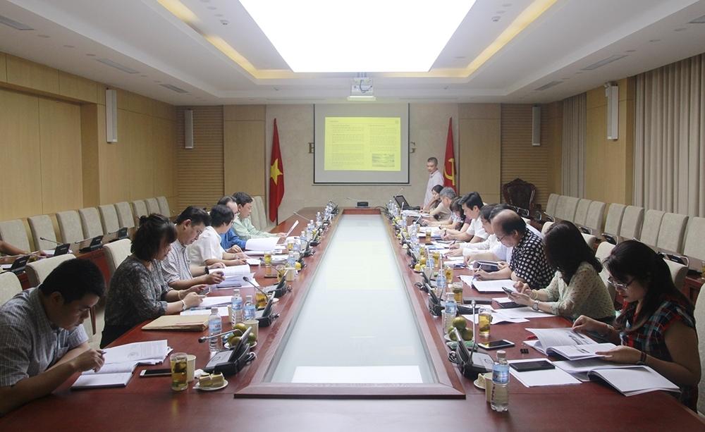 Thẩm định Nhiệm vụ quy hoạch chung xây dựng Khu du lịch quốc gia Mũi Né đến năm 2040