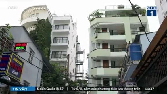 Bùng nổ chung cư mini ở TP HCM phát sinh nhiều hệ lụy