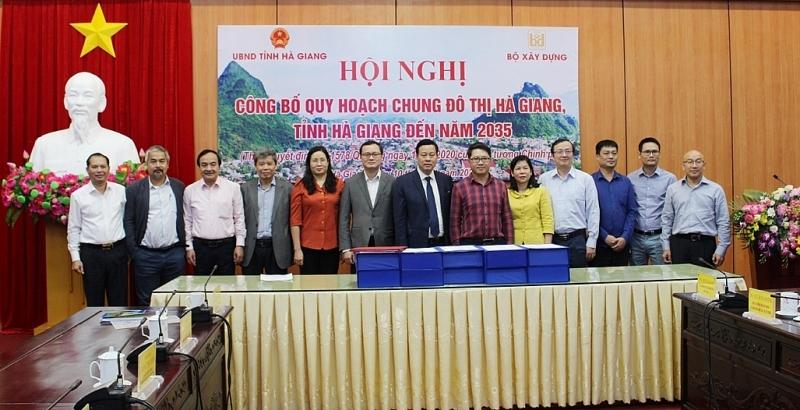 Công bố Quy hoạch chung đô thị Hà Giang, tỉnh Hà Giang đến năm 2035