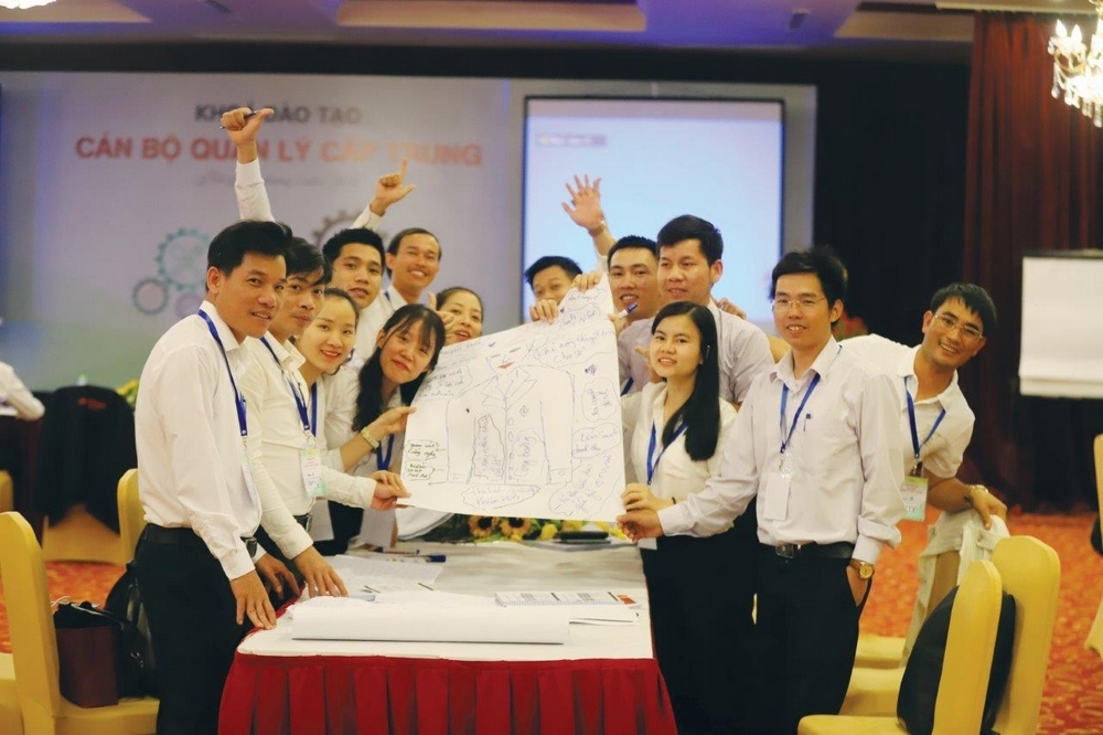 Nơi làm việc lý tưởng tốt nhất châu Á có gì?