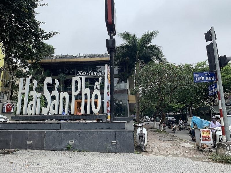 Hà Nội tiếp tục yêu cầu xử lý vi phạm tại dự án cống hóa mương Phan Kế Bính, Nghĩa Đô