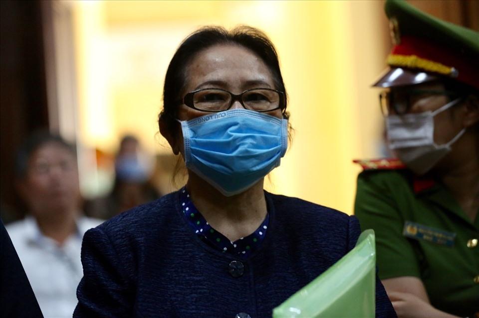 Bà Dương Thị Bạch Diệp: Từ nữ đại gia bất động sản đến vòng lao lý
