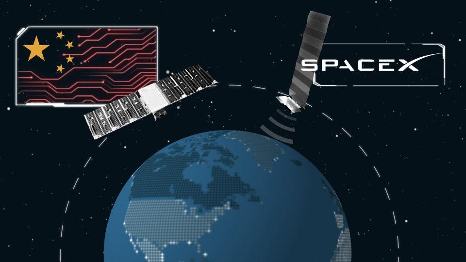 Trung Quốc làm nóng cuộc đua internet vệ tinh