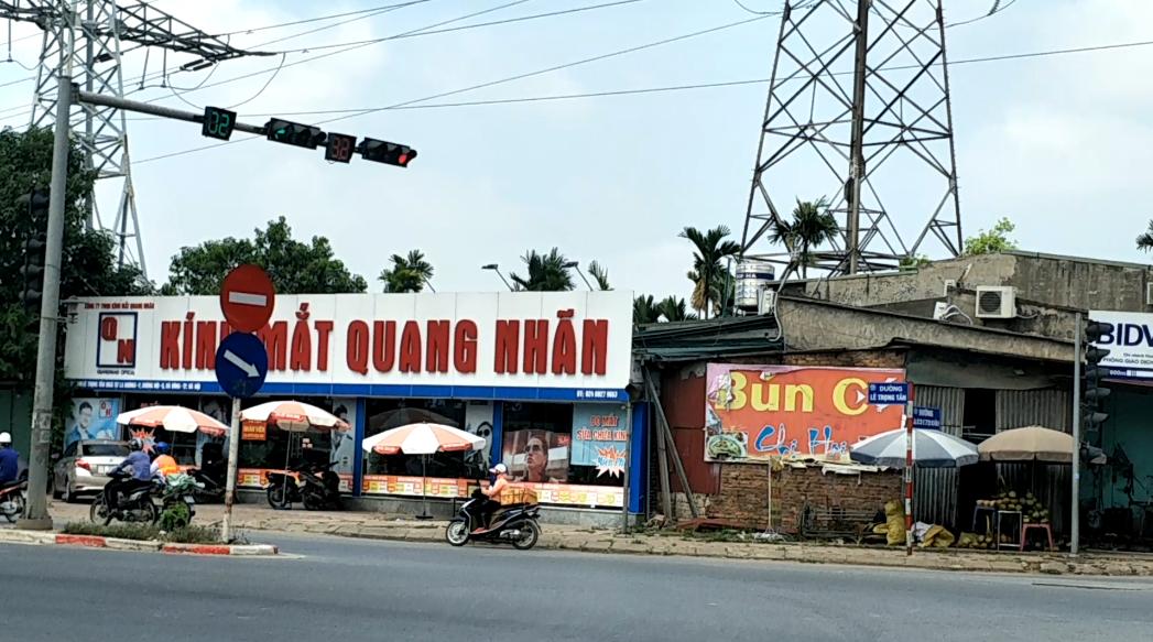 Dương Nội (Hà Đông): Lộ diện loạt nhà xưởng xây dựng trên đất nông nghiệp