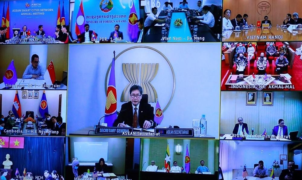 Hội nghị ASCN 2020: Hướng tới một ASEAN có khả năng chống chịu mạnh hơn trong tương lai