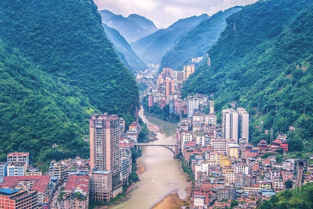 Thành phố hẹp nhất thế giới