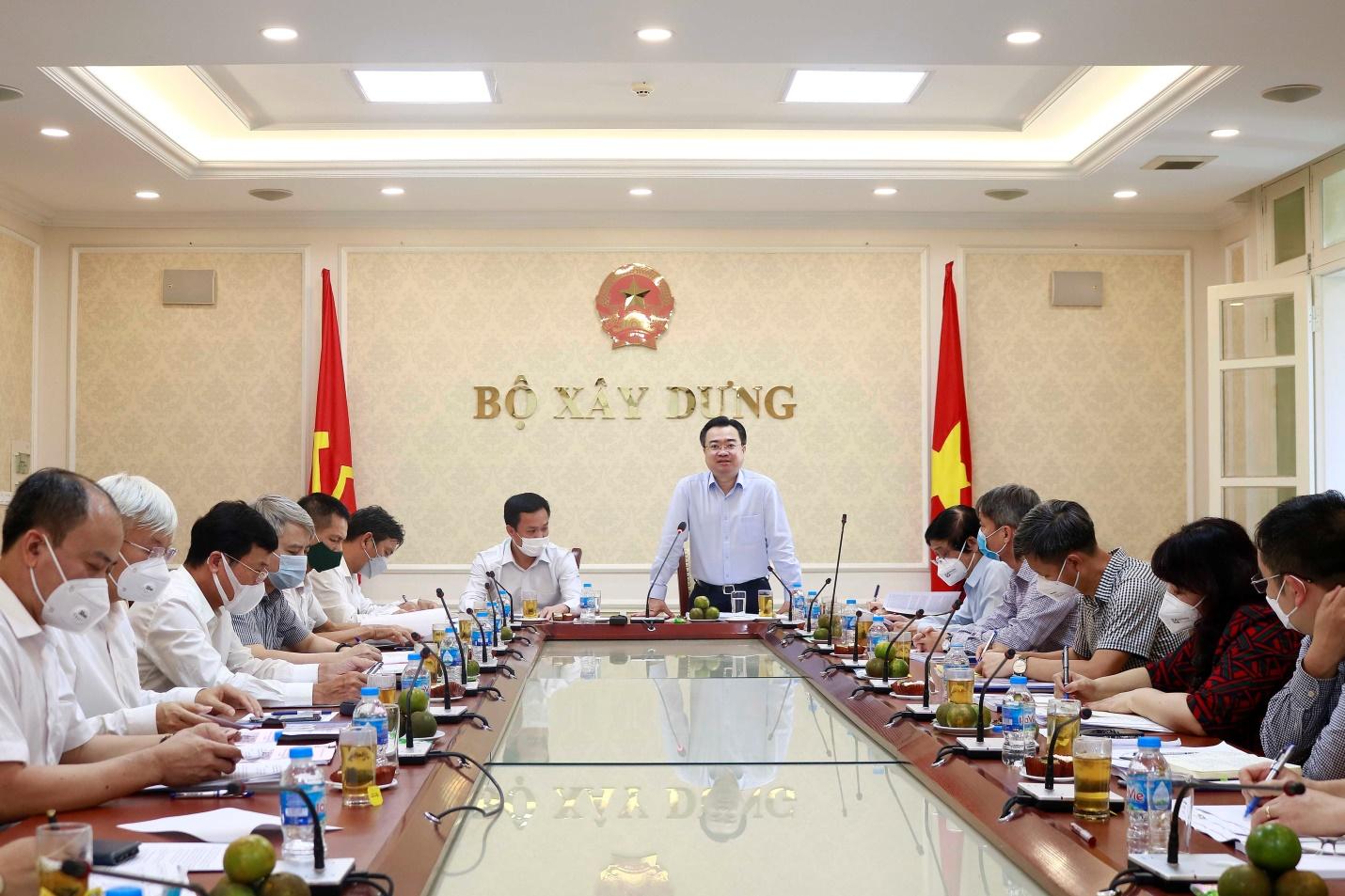 Thẩm định Nhiệm vụ điều chỉnh Quy hoạch chung thành phố Hải Dương đến năm 2040, tầm nhìn đến năm 2050