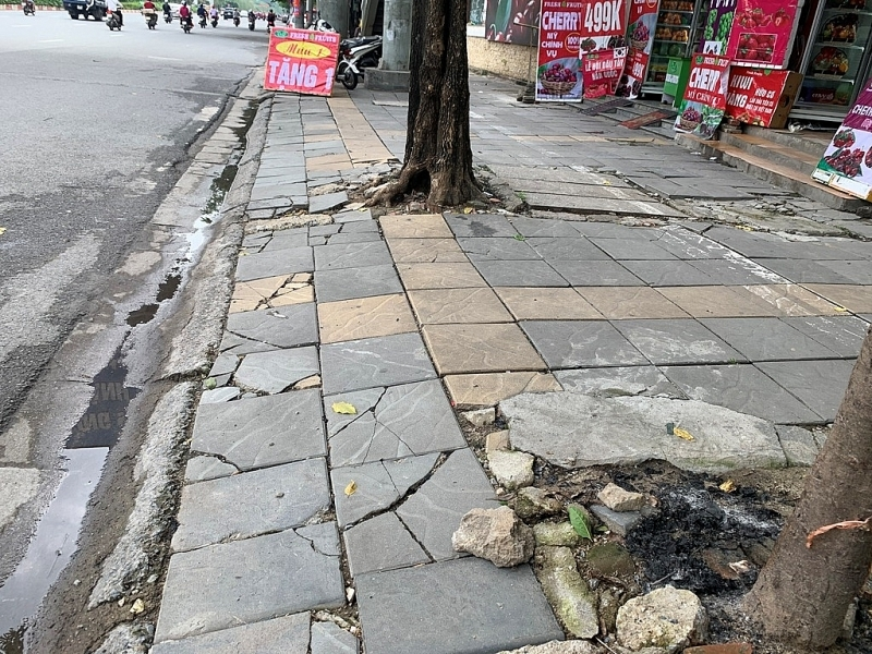 Căn cứ vào đâu Hà Nội công bố lát đá vỉa hè có độ bền 70 năm?