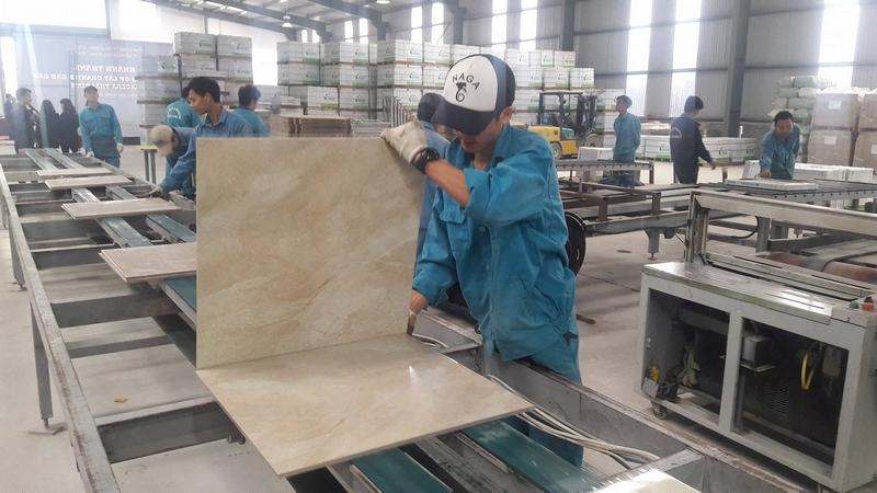 Thực trạng sản phẩm VLXD trong nước đang gặp khó khăn trước sức ép cạnh tranh gay gắt với các sản phẩm nhập khẩu
